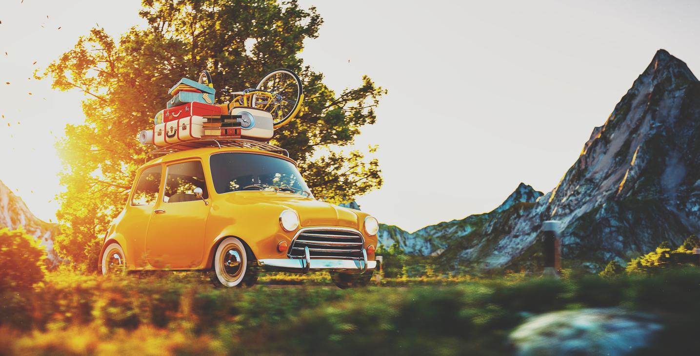 Wenn einer eine Reise tut…